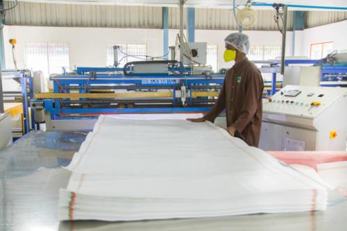 Ultrasonic Fabric Cutting